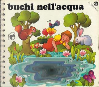Buchi nell'acqua by Nadia Pazzaglia
