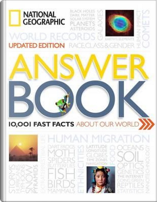 National Geographic Answer Book by National Geographic Society (U. S.)