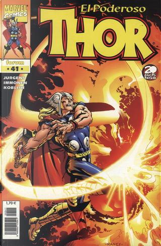 Thor Vol.4 #41 (de 45) by Dan Jurgens, Dan Jurgens, Dan Jurgens