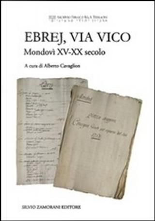 Ebrej, via Vico by Alberto Cavaglion