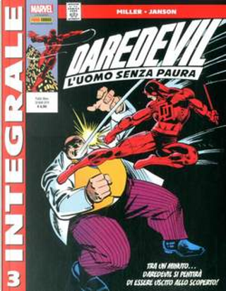Daredevil Integrale vol. 3 by Frank Miller