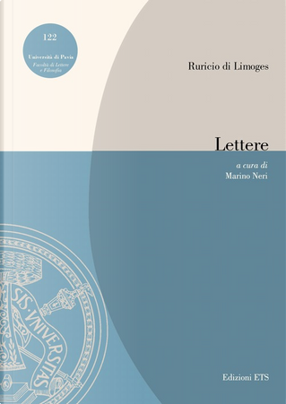 Lettere by Ruricio di Limoges