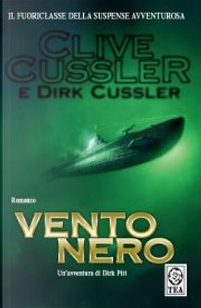 Vento nero by Clive Cussler, Dirk Cussler