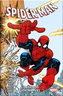 Legends of Marvel: Spiderman by Erik Larsen, Gerry Conway, Louise Simonson, Peter David, Ralph Macchio, Randy Schueller, Ron Frenz, Tom De Falco
