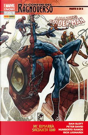 Amazing Spider-Man n. 626 by Cale Atkinson, Clay McLeod Chapman, Dan Slott, Jai Nitz, Peter David, Sean Ryan