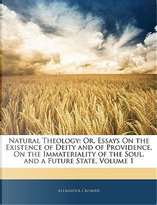 Natural Theology by Alexander Crombie