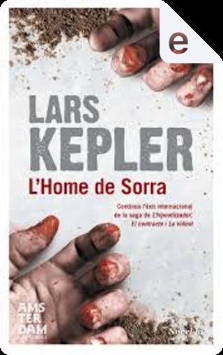 L'home de sorra by Lars Kepler