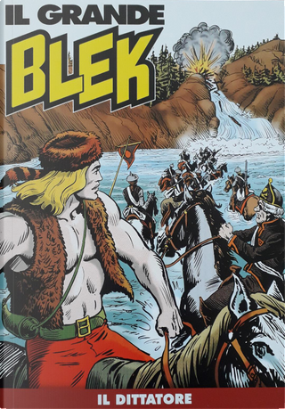 Il grande Blek n. 163 by Marcel Navarro