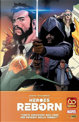 Heroes Reborn n. 1 by Jason Aaron