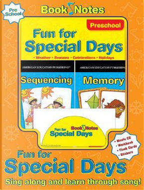 Fun For Special Days Kit by Vincent Douglas