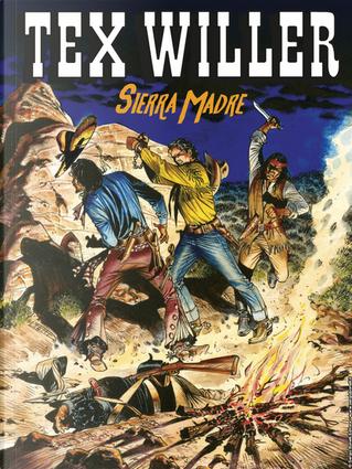 Tex Willer n. 9 by Mauro Boselli