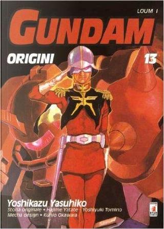 Gundam origini by Yoshikazu Yasuhiko