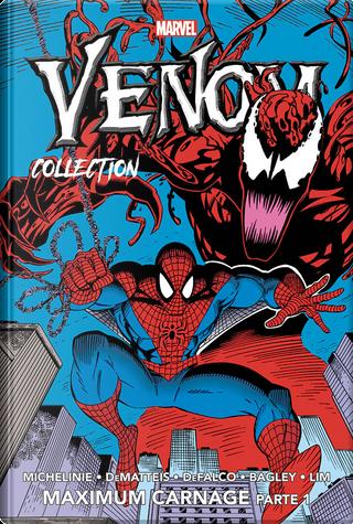 Venom collection vol. 3 by David Micheline, Tom DeFalco, Jean Marc DeMatteis, Terry Kavanagh