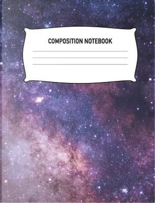 Composition Notebook by Aguilar Publications
