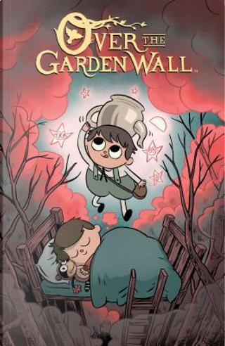 Over the Garden Wall 1 by Jim Campbell