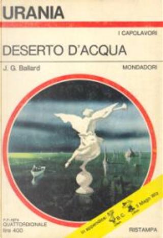 Deserto d'acqua by J. G. Ballard