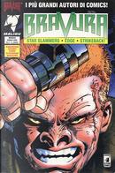 Bravura n. 7 by Gil Kane, Jonathan Peterson, Kevin Maguire, Steven D. Grant, Walter Simonson