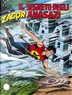Zagor n. 357 (Zenith n. 408) by Mauro Boselli, Moreno Burattini