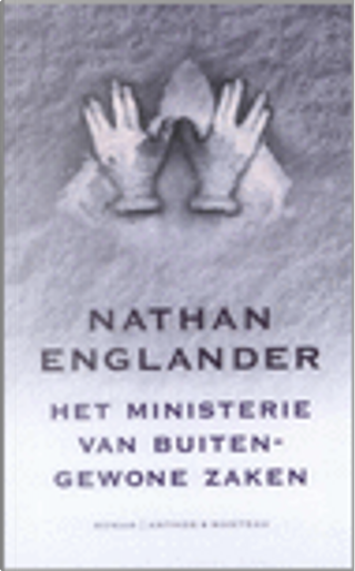 Het ministerie van Buitengewone Zaken by Englander Nathan