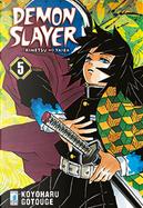 Demon Slayer vol. 5 by Koyoharu Gotouge