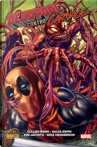 Deadpool contro Carnage by Cullen Bunn