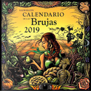 Calendario de las brujas 2019 / Llewellyn's Witches 2019 Calendar by Llewellyn
