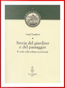Storia del giardino e del paesaggio by Luigi Zangheri