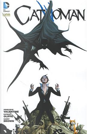 Catwoman vol. 11 by Genevieve Valentine
