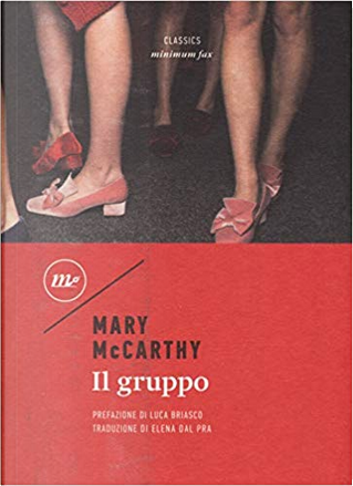 Il gruppo by Mary McCarthy
