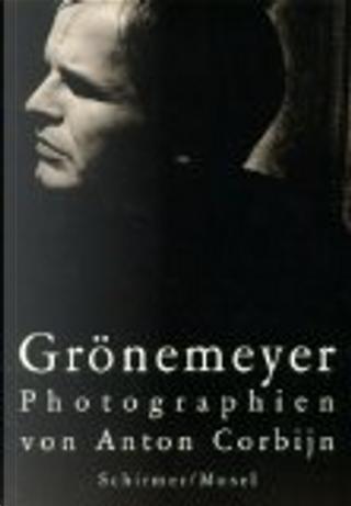 Grönemeyer by Anton Corbijn