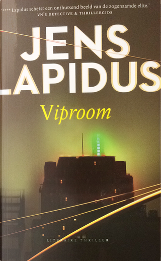 Viproom by Jens Lapidus
