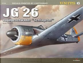 "JG 26 Jagdgeschwader ""Schlageter"" by Marek J. Murawski"