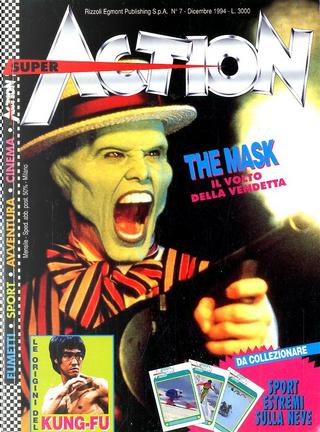 Super Action n. 7, anno I, dicembre 1994 by Bad, Luca Enoch