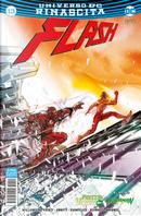 Flash #13 by Benjamin Percy, Dan Abnett, Joshua Williamson