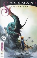 Sandman Universe vol. 6 by Dan Watters, Nalo Hopkinson, Simon Spurrier