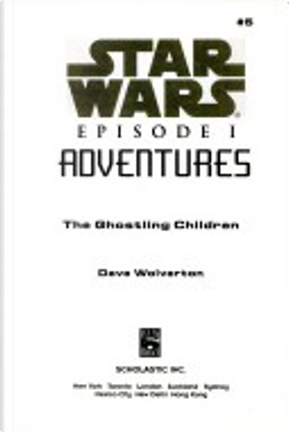 The Ghostling children by Dave Wolverton