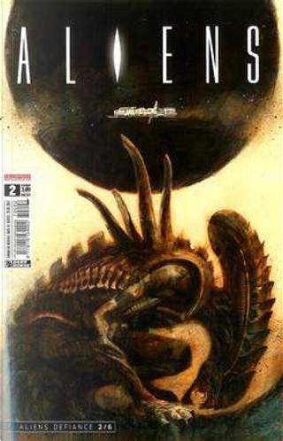 Aliens #2 by Brian Wood