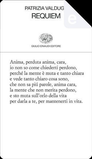 Requiem by Patrizia Valduga