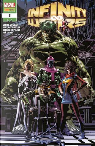 Infinity Wars vol. 8 by Dennis Hopeless, Gerry Duggan