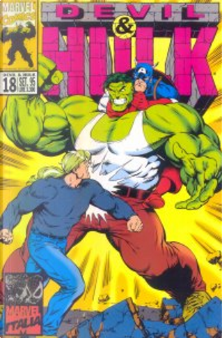 Devil & Hulk n. 018 by D.G. Chichester, Peter David