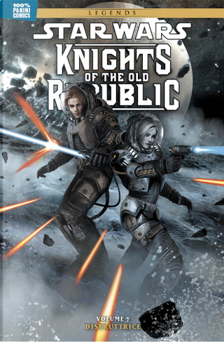 Star Wars: Knights of the Old Republic, Vol. 7 by John Jackson Miller