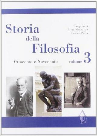 Storia della filosofia. Manuale-Antologia. Per le Scuole superiori by Luigi Neri