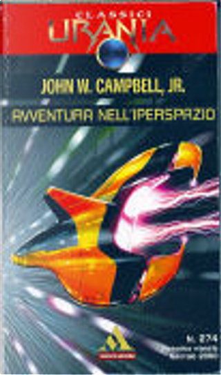 Avventura nell'iperspazio by John W. Campbell