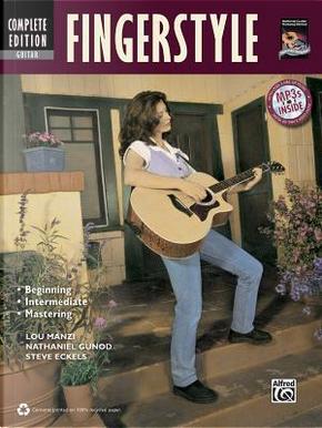 Fingerstyle Guitar by Lou Manzi
