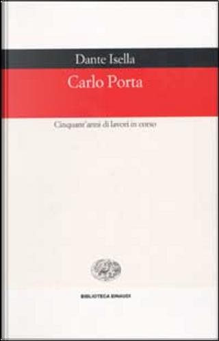 Carlo Porta by Dante Isella