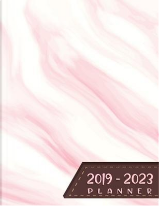 2019 - 2023 Planner by Pekky C. Smith