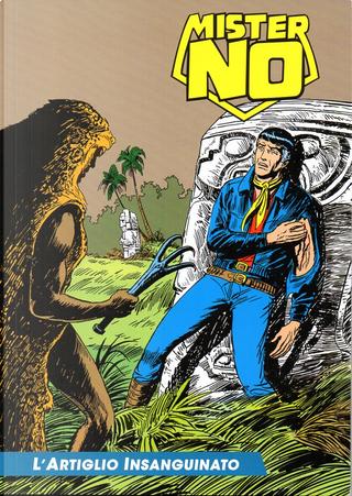 Mister No ristampa cronologica a colori n. 35 by Guido Nolitta