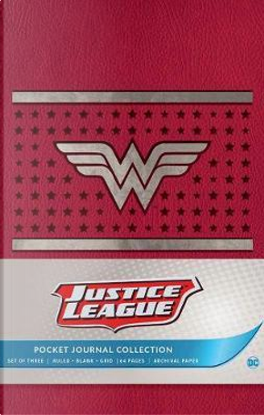 Dc Comics - Justice League Pocket Journal Collection by Insight Editions