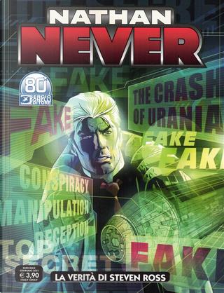 Nathan Never n. 356 by Bepi Vigna