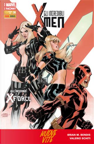 Gli incredibili X-Men n. 306 by Brian Michael Bendis, Marguerite Bennett, Simon Spurrier